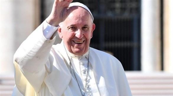 البابا فرنسيس(أرشيف)