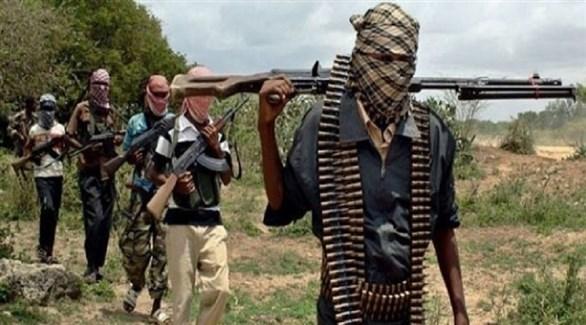مسلحون من بوكو حرام النيجيري الإرهابي (أرشيف)