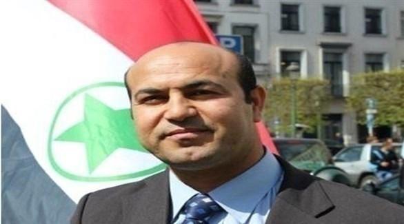 الباحث والمعارض الإيراني حسن راضي (أرشيف)