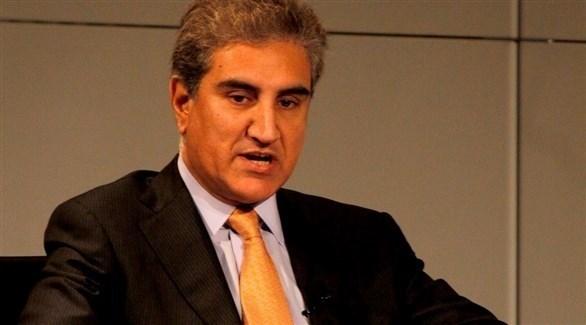 وزير الخارجية الباكستاني شاه محمود قريشي (أرشيف)