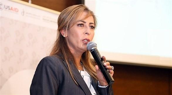 وزير الدولة لشؤون الإعلام المتحدث الرسمي باسم الحكومة الأردنية جمانة غنيمات (أرشيف)