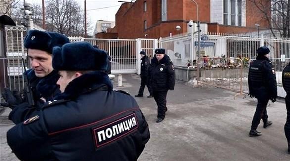 عناصر من الشرطة الروسية (أرشيف)