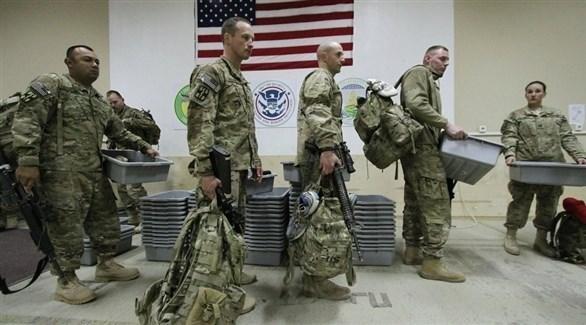جنود من الجيش الأمريكي المتواجد في أفغانستان (أرشيف)