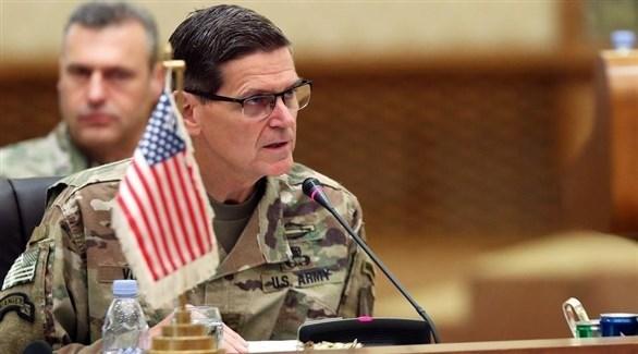 قائد القيادة المركزية للجيش الأمريكي في الشرق الأوسط الجنرال جوزيف فوتيل (أرشيف)
