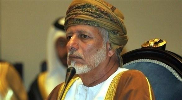 وزير الخارجية العُماني يوسف بن علوي (أرشيف)