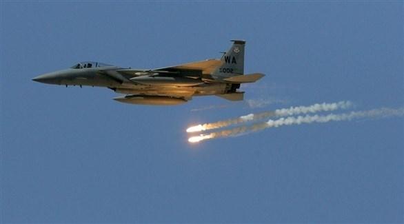 طائرة حربية أمريكية (أرشيف)