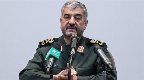 قائد الحرس الثوري الإيراني اللواء محمد علي جعفري (أرشيف)