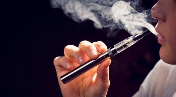سيجارة إلكترونية (أرشيف)