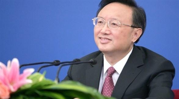 الممثل الأعلى للسياسة الخارجية للصين يانغ غيشي (أرشيف)