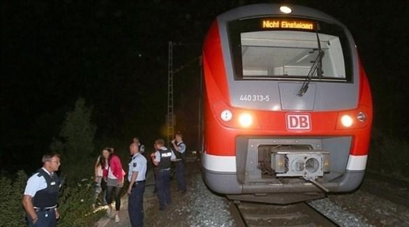 الأمن الألماني يخلي قطار ركاب سريع خارج محطته للتفتيش (أرشيف)