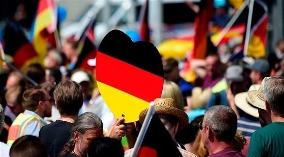 جانب من احتجاجات السترات الملونة في ألمانيا (أرشيف)