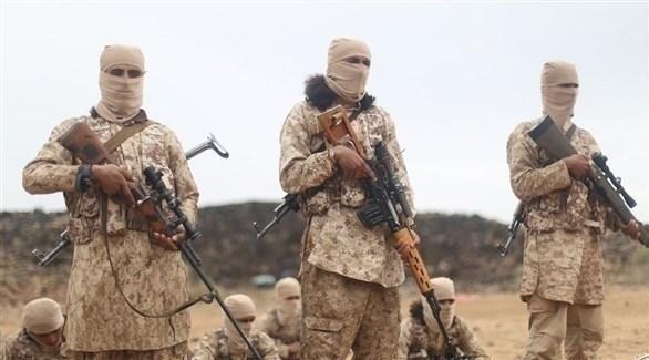 عناصر من داعش في سوريا (أرشيف)