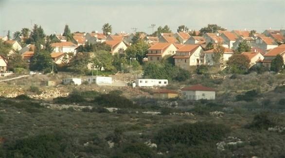 مستوطنة قرنيه شمرون  في الضفة الغربية المحتلة (أرشيف)