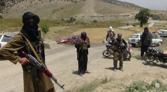 مسلحون من طالبان الأفغانية (أرشيف)