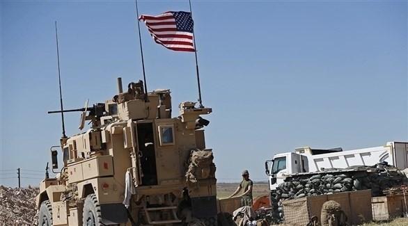 قوة أمريكية في سوريا (أرشيف)