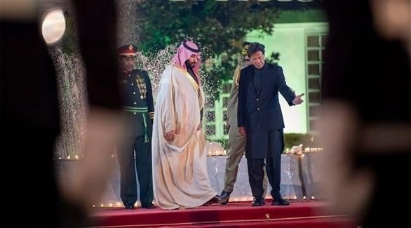 عمران خان مستقبلاً محمد بن سلمان (الخارجية السعودية)