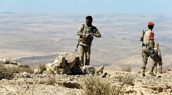 عناصر من المقاومة اليمنية (أرشيف)