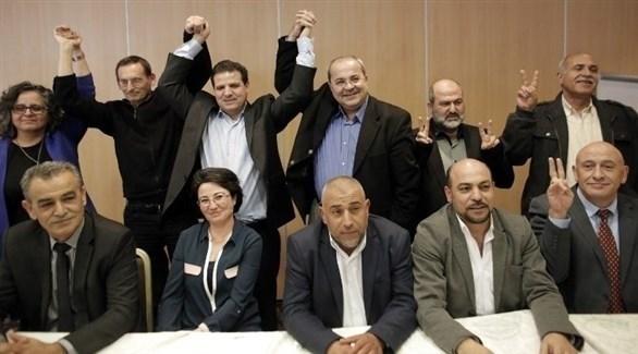 قادة الأحزاب العربية في إسرائيل (أرشيف)
