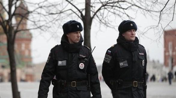 الشرطة الروسية (أرشيف)