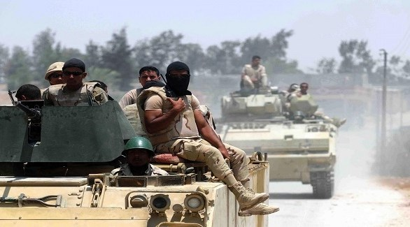 قوات خاصة مصرية في سيناء (أرشيف)