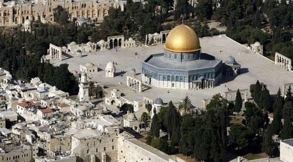 مسجد قبة الصخرة في القدس (أرشيف)