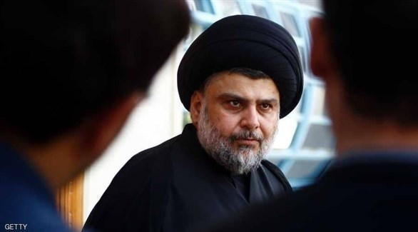 رجل الدين الشيعي مقتدى الصدر (أرشيف)