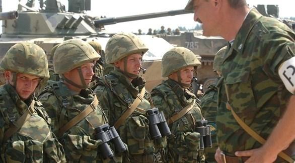 الجيش الروسي (أرشيف)
