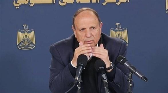 وزير شؤون القدس في حكومة تصريف الأعمال الفلسطينية عدنان الحسيني (أرشيف)
