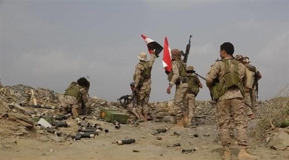 عناصر من الجيش الوطني اليمني (أرشيف)