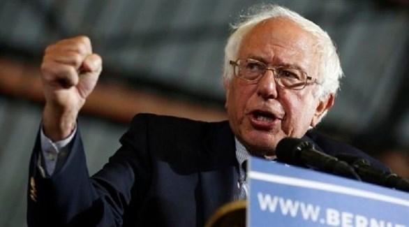 المرشح لخوض الانتخابات الأمريكية بيرني ساندرز (أرشيف)