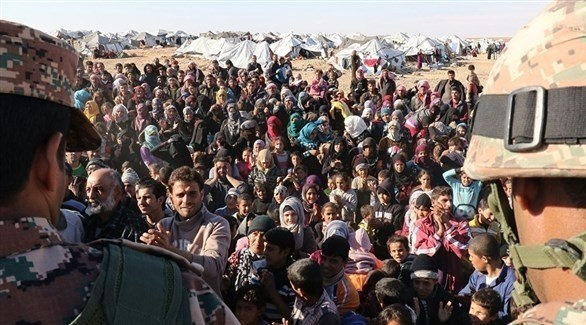 لاجؤون سوريون في الأردن (أرشيف)