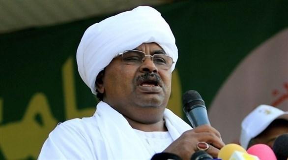 مدير جهاز الأمن والمخابرات في السودان صلاح عبدالله (أرشيف)