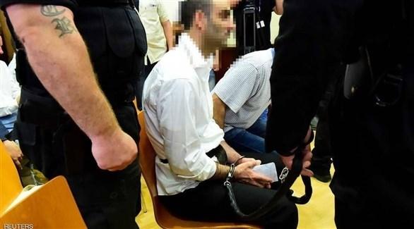 محكمة مجرية تصدر حكم بالسجن 5سنوات على المهاجر أحمد حامد (أرشيف)