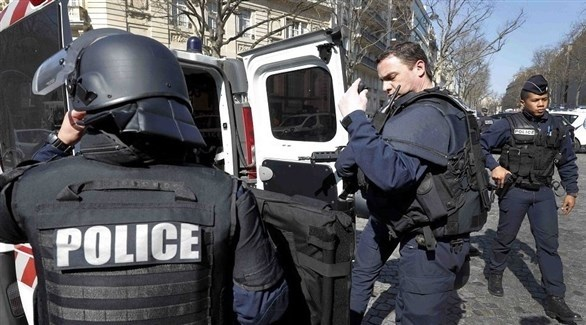 الشرطة الفرنسية(أرشيف)
