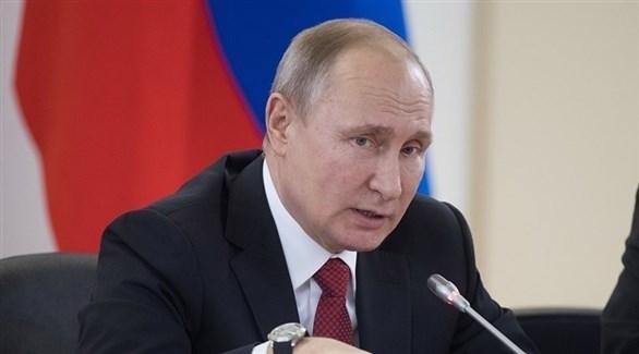 الرئيس الروسي فلاديمير بوتين(أرشيف)