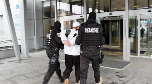 الشرطة البوسنية تعتقل أحد المطلوبين (أرشيف)