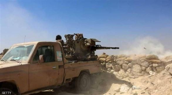 مدفعية تابعة للجيش اليمني (أرشيف)