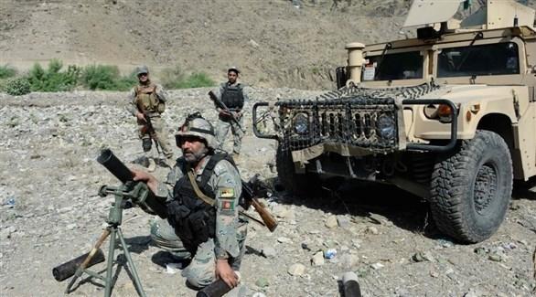 قوات خاصة أفغانية (أرشيف)