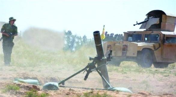 قوات من سوريا الديمقراطية في دير الزور(أرشيف)
