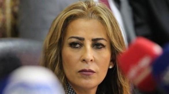 وزيرة الدولة الأردنية لشؤون الإعلام والاتصال، جمانة غنيمات (أرشيف)