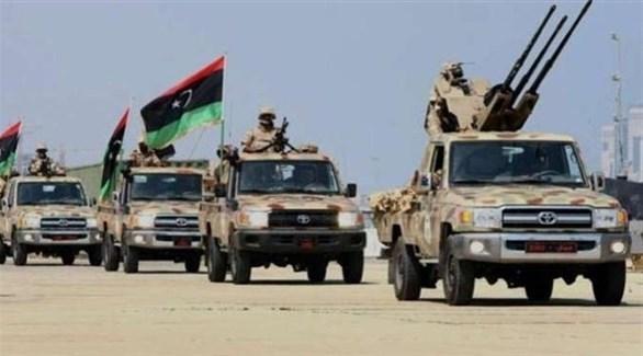 وحدة من الجيش الليبي (أرشيف)