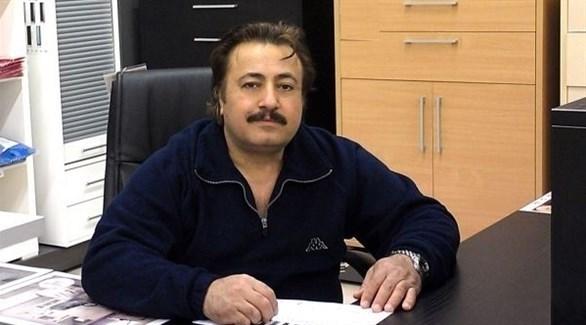 رئيس الهيئة الدولية لمعارضة النظام الإيراني راهب الصالح (أرشيف)