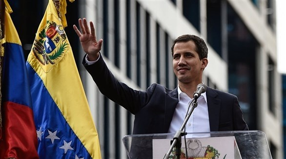 المعارض الفنزويلي خوان غوايدو (أرشيف)