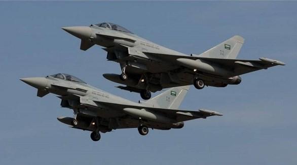 مقاتلتان من طيران التحالف العربي لدعم الشرعية في اليمن (أرشيف)