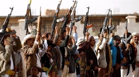 مسلحون من ميليشيات الحوثي في صنعاء (أرشيف)