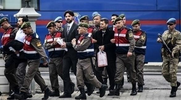 اعتقال جنو