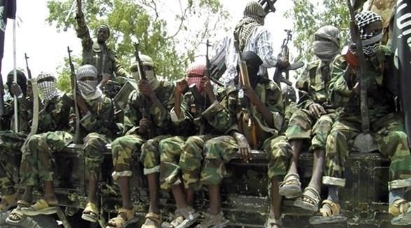 مسلحون من ميليشيات جماعة بوكوحرام (أرشيف)