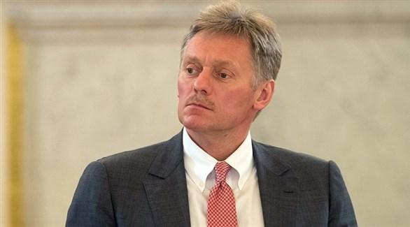 المتحدث باسم الرئاسة الروسية دميتري بيسكوف (أرشيف)