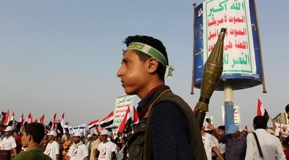 مسلح من ميليشيا الحوثي في الحديدة (أرشيف)