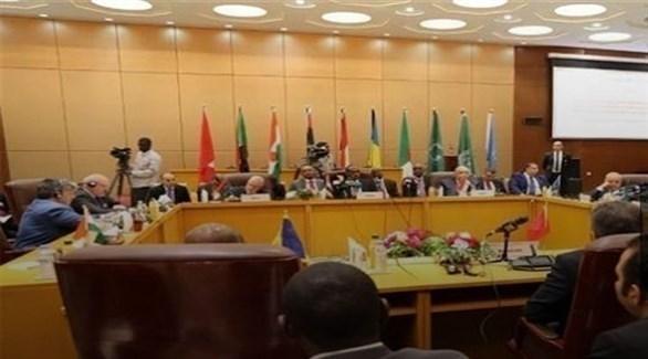 اجتماع سابق لدول جوار ليبيا (أرشيف)